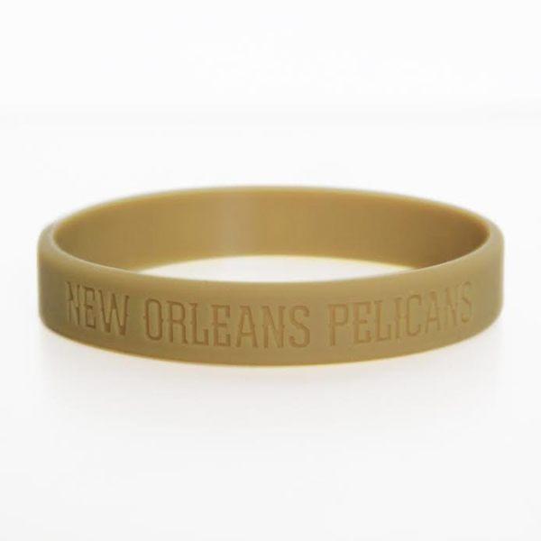 NBA 官方授權  紐澳良鵜鶘 安東尼戴維斯 Anthony Davis 一字眉  運動矽膠手環 籃球運動手環 套裝組合