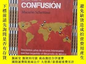二手書博民逛書店EL罕見FIN DE LA CONFUSION 德語原版Y336851 Macario Shettino PA