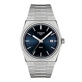 ◆TISSOT◆PRX 系列 70年代復刻版石英錶 T137.410.11.041.00 藍面
