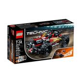 42073【LEGO 樂高積木】Technic科技 猛攻(139pcs)
