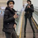 棉衣女短款2019新款冬季韓版連帽寬松外套  女士百搭保暖外衣 羽絨棉服小個子面包服上衣