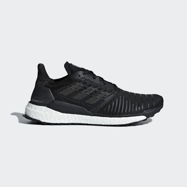 Adidas Solar Boost M [CQ3171] 男鞋 運動 慢跑 休閒 緩震 舒適 支撐 愛迪達 黑灰