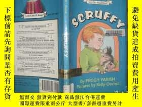 二手書博民逛書店An罕見I Can Read Book SCRUFFY 【英語兒