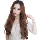假髮女長捲髮大波浪一片式自然假髮套U型無痕接髮假髮片網紅可愛