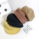 兒童貝雷帽秋冬女童復古蓓蕾帽畫家帽寶寶棒球帽男童百 花樣年華