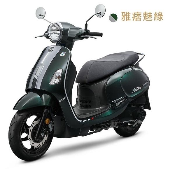 SYM 三陽機車 Fiddle DX 150 七期/ABS/碟煞/ZRSG/怠速熄火 2021全新車