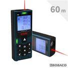 D3激光半自動三合一測距儀-60M (附電池) / 裝潢測量機器 / 紅外線測量 建築 鐵路 工程 身高