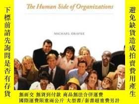 二手書博民逛書店Human罕見Side Of Organizations (10