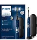 Philips【美國代購】飛利浦 電動牙刷Sonicare ProtectiveClean 6100 HX6871/49 - 海軍藍