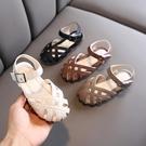 女童涼鞋 兒童女童包頭小女孩公主涼鞋軟底寶寶鏤空鞋小童新款夏季-Ballet朵朵