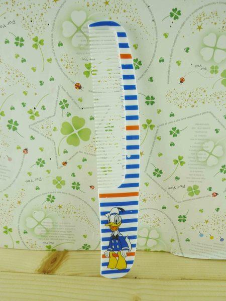 【震撼精品百貨】Donald_唐老鴨~梳子-唐老鴨(藍色)
