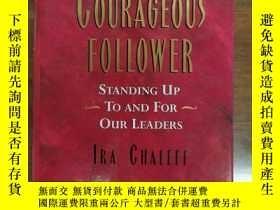 二手書博民逛書店The罕見Courageous FollowersY429145 Ira Chaleff Barrett 出