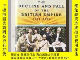二手書博民逛書店The罕見Decline and Fall of the Bri