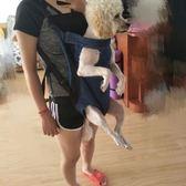 牛仔雙肩貓包狗狗透氣旅行便攜包胸前寵物包