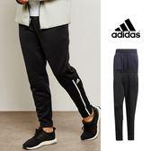 【GT】Adidas ZNE 黑藍 長褲 運動 修身 休閒 訓練 彈性 排汗 林書豪 錐形褲 慢跑褲 上寬下窄