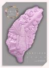 心動小羊^^DIY手工皂工具矽膠模具肥皂香皂模型矽膠皂模皂模具台灣皂模九份與中正紀念堂