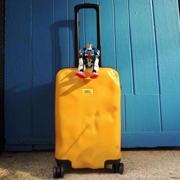 行李箱 新款PC行李箱萬向輪20寸密碼登機箱28寸破損旅行箱男24寸拉桿箱女jy【好康八八折】
