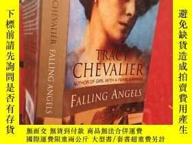 二手書博民逛書店Falling罕見AngelsY517 Tracy Chevalier HarperCollins 出版20