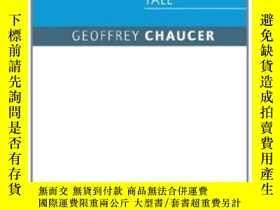 二手書博民逛書店Ocr罕見The Pardoner s Tale-赦免者的故事Y436638 Geoffrey Chaucer