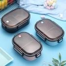 便當盒 304不銹鋼飯盒兒童成人韓國食堂餐盒帶蓋女分格保溫 - 【618特惠】