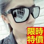 太陽眼鏡 偏光墨鏡(單件)-歐美風焦點首選非凡簡約抗UV3色55s66[巴黎精品]
