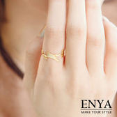 枝頭上的鳥兒戒指 Enya恩雅(正韓飾品)【RIAW4】