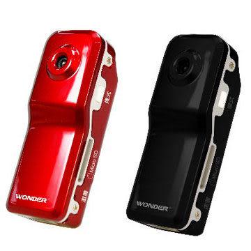 WONDER旺德 WD-7C01R Mini DV行車攝影記錄器,低照度、高清晰攝影鏡頭