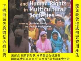 二手書博民逛書店Democracy罕見and Human Rights in M