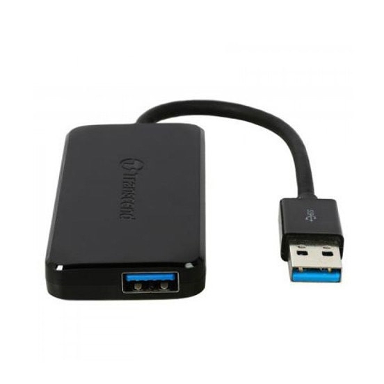 【3期零利率】創見 極速 USB 3.0 4埠集線器 隨插即用