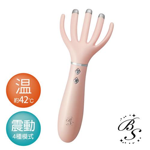 ATEX BS頭皮溫感震動按摩器(粉紅色)522pk
