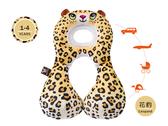 以色列 BENBAT 寶寶旅遊頸枕1~4歲 花豹