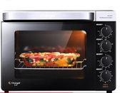 烤箱家用烘焙多功能全自動32升迷妳蛋糕麵包電烤箱 愛麗絲LX220V