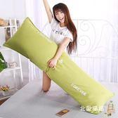 送枕套雙人枕頭情侶枕成人加長枕頭大枕芯長款1.2米1.5m1.8m床 全館免運