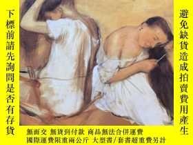 二手書博民逛書店Degas-impressions罕見of a great master德加,大師印象Y200344 Cerh