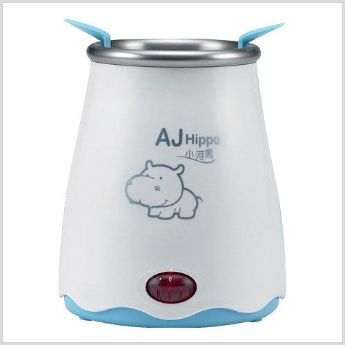 AJ Hippo  小河馬自動控溫式奶瓶保溫器【六甲媽咪】