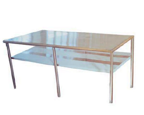 不鏽鋼工作桌 實驗 會議 烹飪 家政桌 尺寸約長150X寬70X高80cm 另有各種尺寸歡迎來電洽詢
