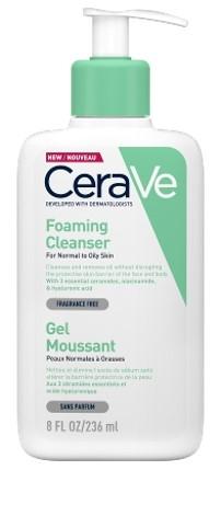 【Cerave】溫和泡沫潔膚露 236ml/瓶