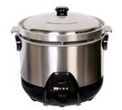 名廚 瓦斯煮飯鍋10人份 CL10A / CL-10A 瓦斯煮自動飯鍋 10~15人份適用【天然瓦斯專用】