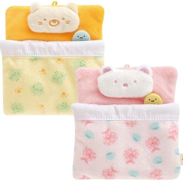 【角落生物 娃娃床墊】角落生物 小床鋪 床墊 娃娃 家家酒 SS號專用 日本正版 該該貝比