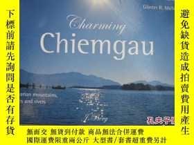 二手書博民逛書店Charming罕見Chiemgau:Land of Mount