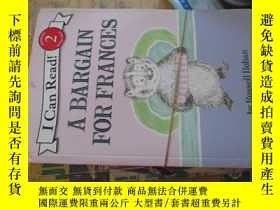 二手書博民逛書店c0008a罕見bargain for frances19636