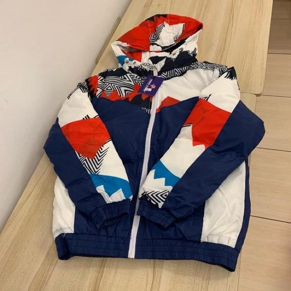 基本款修身休閒連帽風衣外套(M號/121-4771)