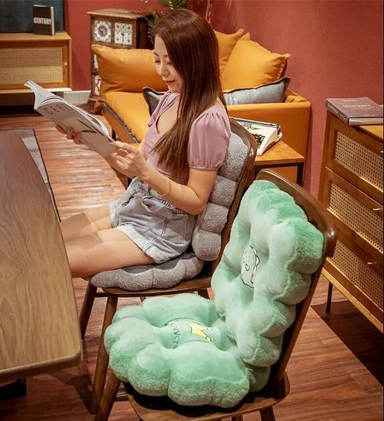 坐墊 坐墊辦公室椅子久坐板凳加厚座墊學生教室宿舍屁股墊可坐地上墊子