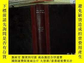 二手書博民逛書店NEW罕見ENGLAND JOURNAL OF MEDICINE 1970 JULY-SEPT 新英格蘭醫學雜誌1
