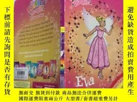 二手書博民逛書店rainbow罕見magic eva the enchanted ball fairy 彩虹魔術師伊娃Y20