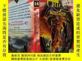 二手書博民逛書店Beast罕見Quest : THE WINGED STALLION:野獸探索:有翼種馬Y200392