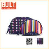 【A Shop】BUILT NY Medium 經典貝殼收納包BPZCM系列-兩色(一組二入)