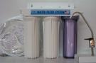 可濾除雜質、氯、重金屬及有毒物質~3道式淨水器 (台灣製)《刷卡分期+免運費》