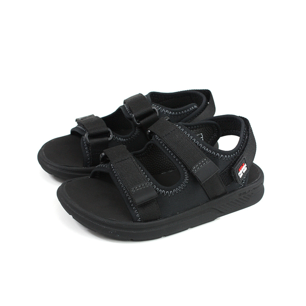 GP(Gold.Pigon) 涼鞋 黑色 中童 童鞋 G0722B-10-1 no073 17.5~19.5cm
