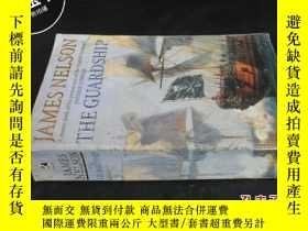 二手書博民逛書店JAMES罕見NELSON THE GUARDSHIP5919